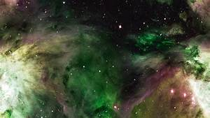 Green Nebula Wallpaper (page 2) - Pics about space