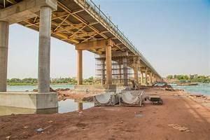 Kayes Les Travaux De Construction Du 2me Pont Et De