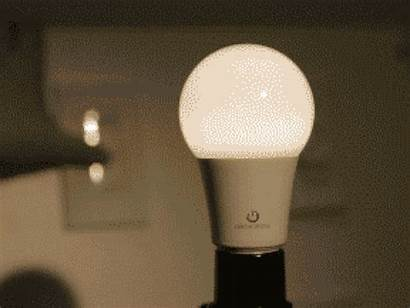 Led Gifs Switch Bulb Dimming Dimmer Creative