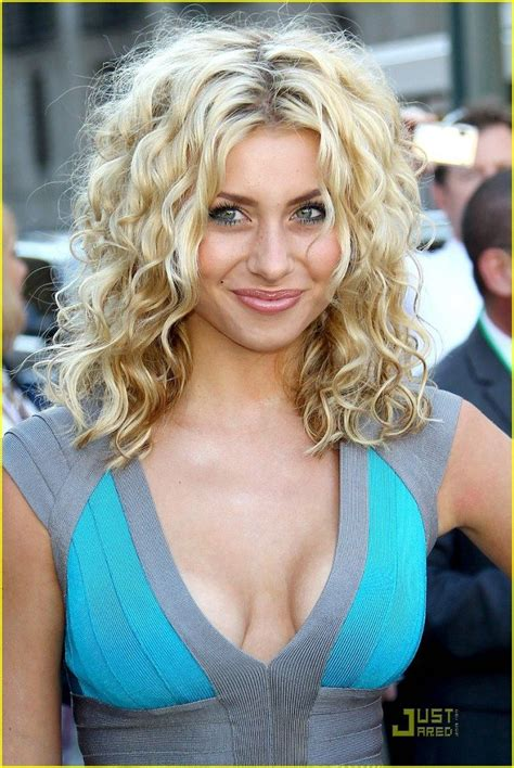 aly michalka hottest  ladies curly hair styles