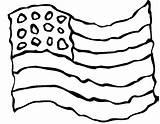 Flag Coloring Waving Patriot Drawing Colonies Kindergarten Printable Philippines Patriots Buffalo Getdrawings Popular Coloringhome sketch template
