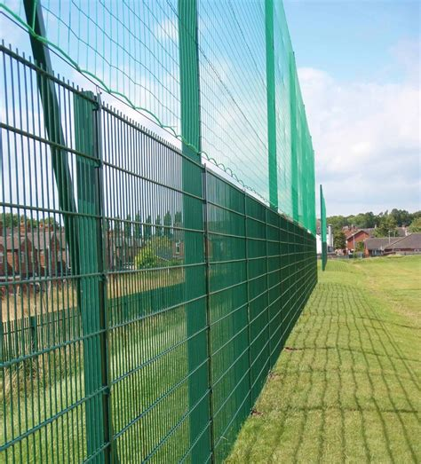 ball stop netting farm relief fencing