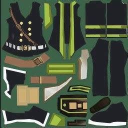 anime lostsaga geardesign yuichiro shinoa cyber costume