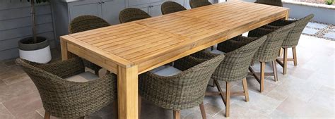 buy outdoor teak furniture   instore sydney