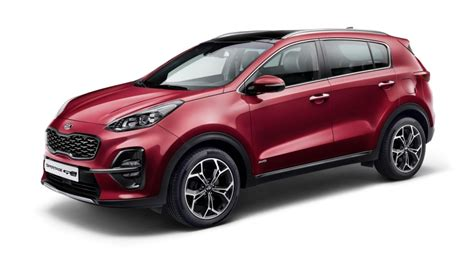 2019 Kia Sportage Small Crossover Unveiled In Official