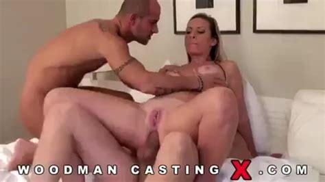 Charlott Lashiene Woodman Casting X French Girl Hardcore