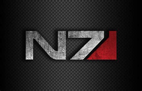 Mass Effect N7 By Justinglen75 On Deviantart