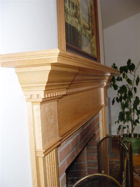 red oak mantel walterswoodworkingcom