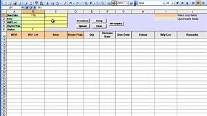 purchase order tracking excel spreadsheet onlyagame With purchase order tracking template excel
