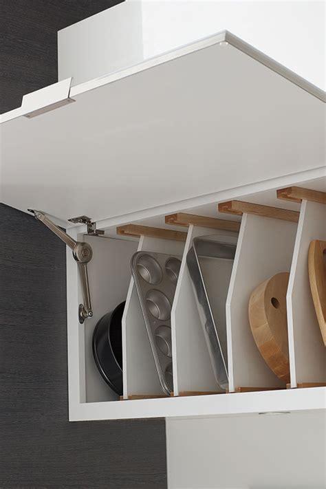 wall top hinge cabinet  tray divider diamond
