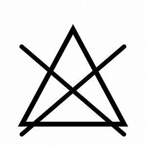 Washing Care Symbols