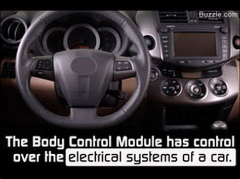 functioning   body control module  cars youtube