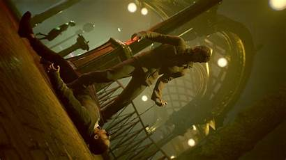 Bloodlines Vampire Masquerade Boss Expect Paradox Half