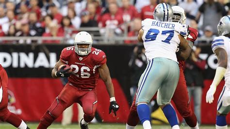 nfl schedule arizona cardinals play packers cowboys