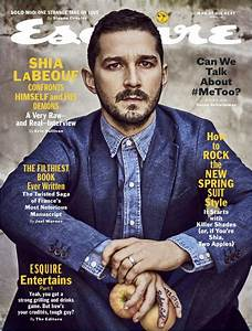 Shia LaBeouf | Esquire | 2018 | Cover | Photo Shoot