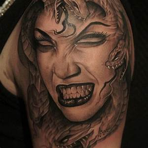 Medusa Tattoo | Best tattoo ideas & designs