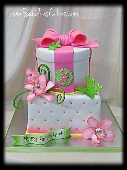 70th Birthday Cakes Cake Celebration Happy Pretty
