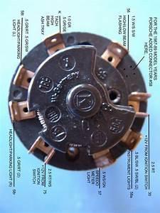 1987 911 Headlight Wiring Issue