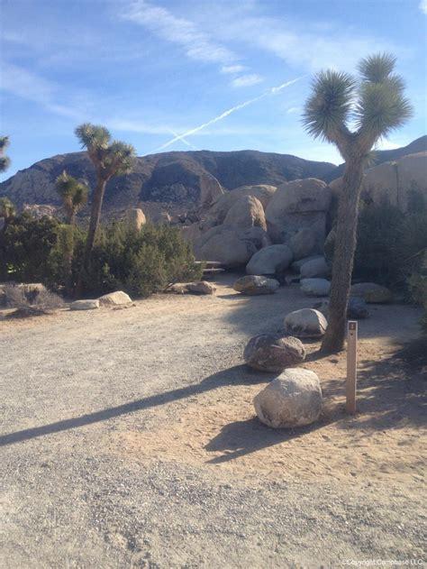 ryan campground joshua tree np twentynine palms california
