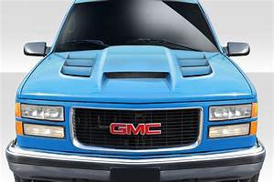 Fiberglass  Hood Body Kit For 1997 Chevrolet C  K Series