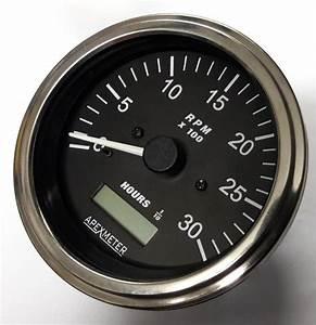 Tachometer Hourmeter 0