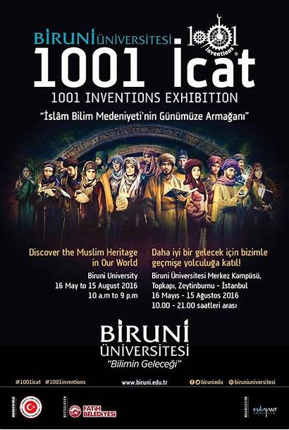 1001 Inventions Istanbul Launches Exhibition Second
