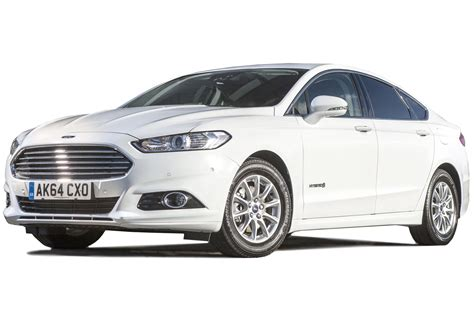 Ford Mondeo Hybrid 2019 Review