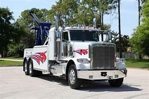 Semi Truck Tractor Trailer Transport Big Rig