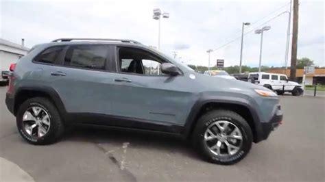 anvil jeep cherokee trailhawk 2014 jeep cherokee trailhawk anvil gray mt vernon