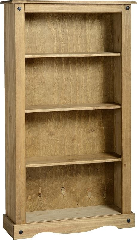 Mexican Bookcase by Corona Pine Bookcase Living Room Furniture Book Shelves