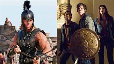 Popular Movies About Greek, Egyptian, And English Mythology