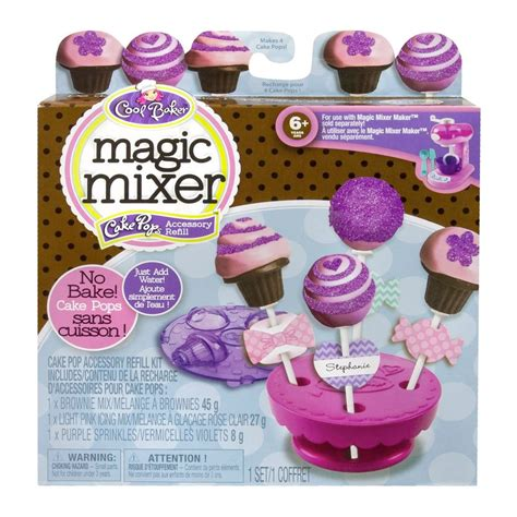 cool cakes to bake spin master bake cool cake pops accessory kit