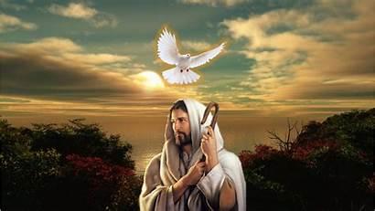 Desktop Jesus Christ Wallpapers Backgrounds Tablet Mobile