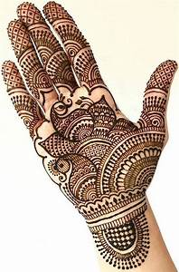 51 Best Front Hand Mehndi Designs