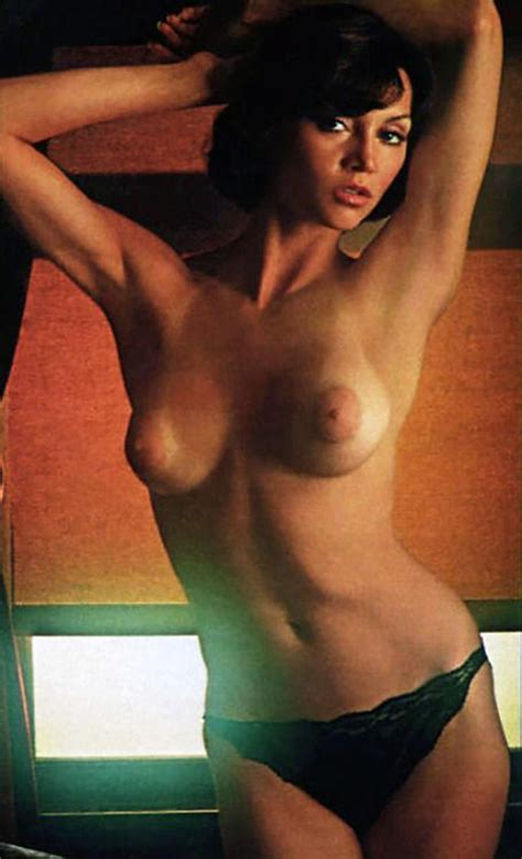 Vintage Actress Victoria Principal Nude Photos Scandal