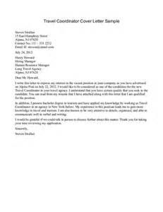 travel resume cover letter travel resume cover letter sles virtren