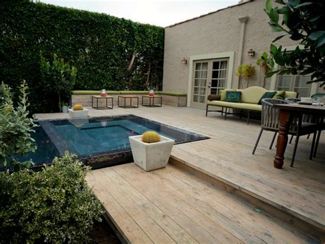 deck tub gorgeous decks and patios with tubs diy