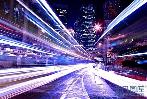 best digital timing light 城市街景夜晚高清图片下载 非凡图库