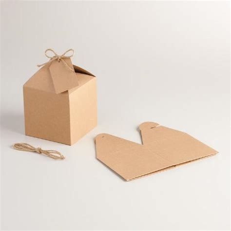 55265 Prevaclear Coupon Code by Medium Kraft Gift Boxes Set Of 2 World Market