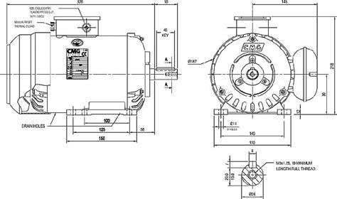 e097 cwt24220 electric motor machineryhouse