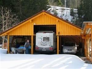 Carport Für Wohnmobil : holzbau hermann demattio sohn carport und garagen ~ A.2002-acura-tl-radio.info Haus und Dekorationen