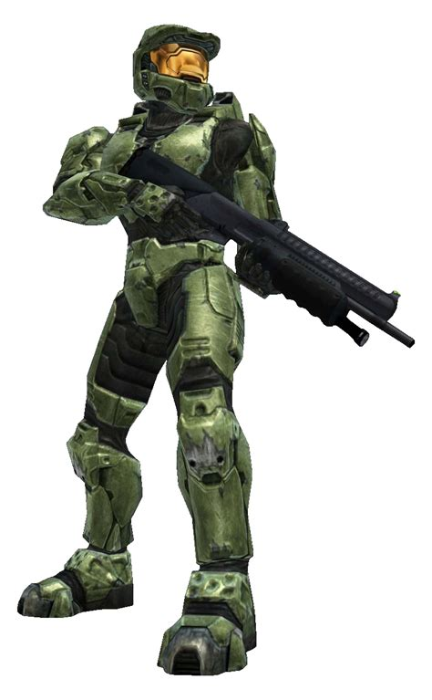 Image Halo2 Masterchiefshotgun Transparentpng Halo