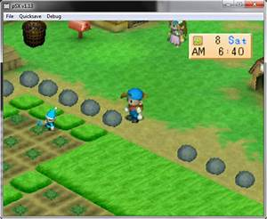 Harvest Moon Back To Nature Ps1psx Gameshark Codes