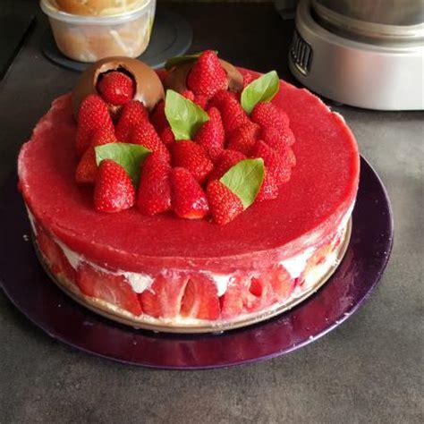 desserts a base de mascarpone fraisier chantilly mascarpone sur base de fiadone cooking chef de kenwood espace recettes