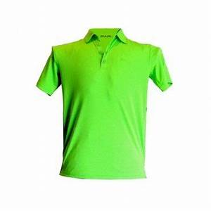 Lime Green Work Polo Shirts