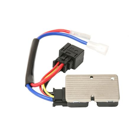 Heater Blower Motor Resistor With Lead Wire For