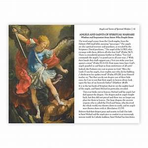 St Michael Manual For Spiritual Warfare  Pk  Prayer