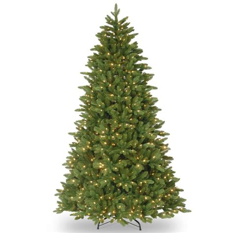 national tree company 14 ft ridgewood spruce slim