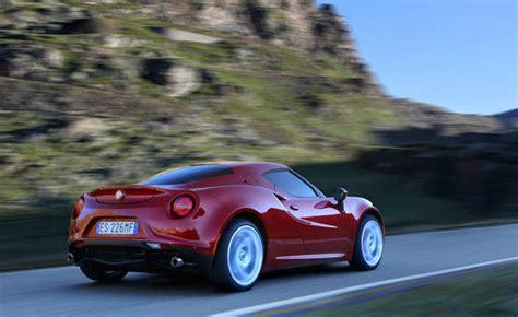 Alfa Romeo 4c Türkiye'de