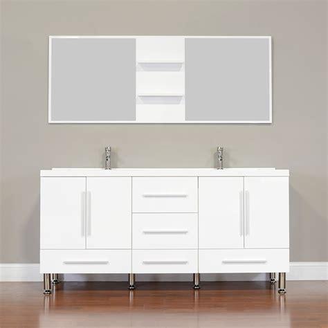 Contemporary Vanity Bathroom by Bathroom Vanities Alya Bath At 8063 W 67 Quot Modern